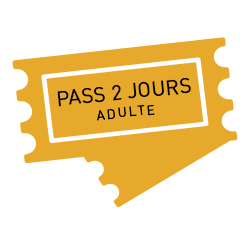 Dans notre boutique en ligne Aquatic Landes, Parc Aquatique à Labenne (40), réserver votre Pass 2 jours adulte en ligne et éviter les files d'attentes !